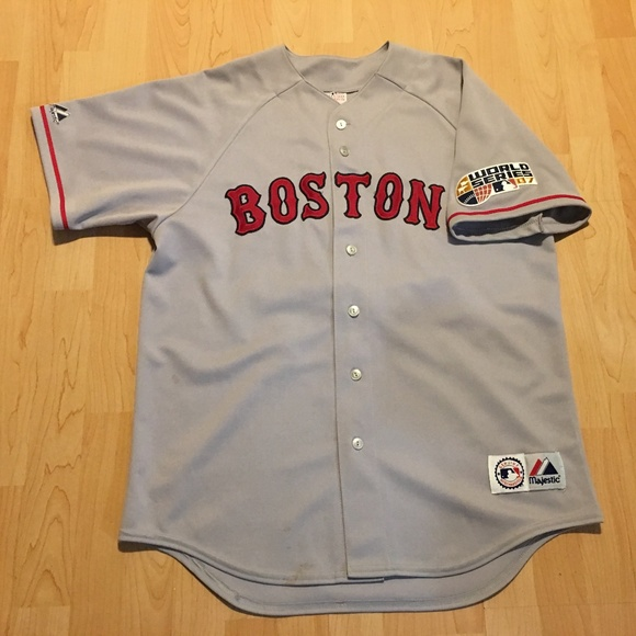 premium selection 2d355 08a0c MLB Boston Red Sox World Series 07 Ellsbury Jersey